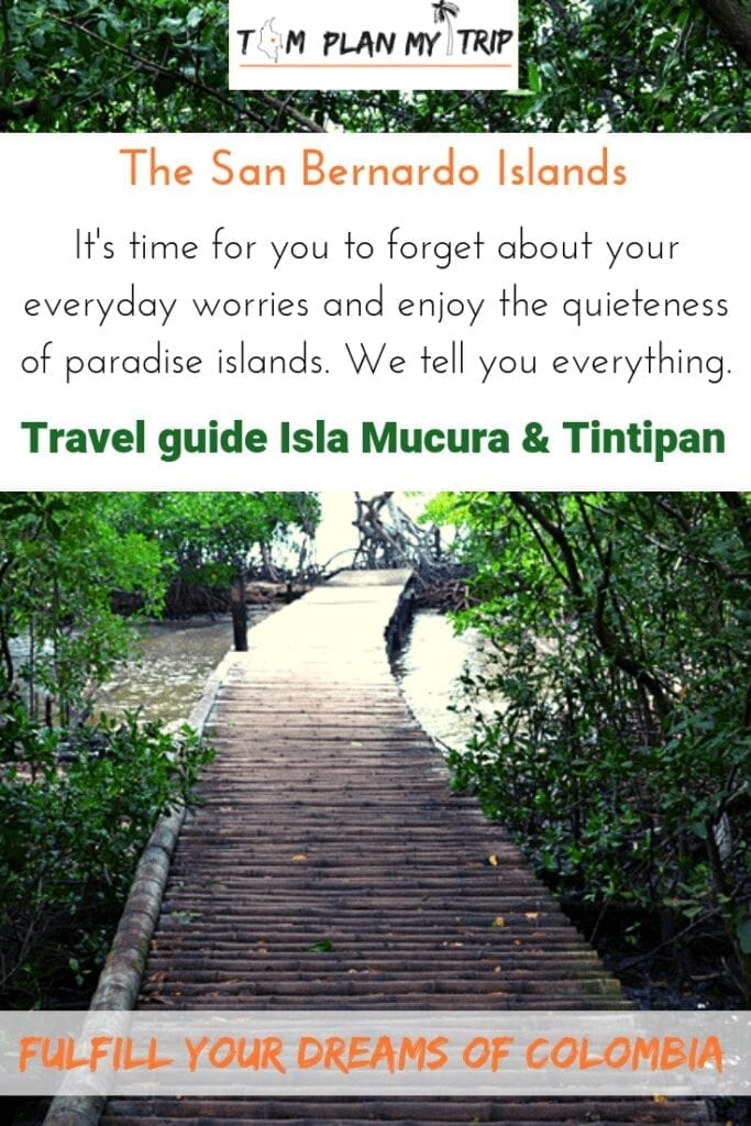 Isla Mucura and Isla Tintipan travel guide