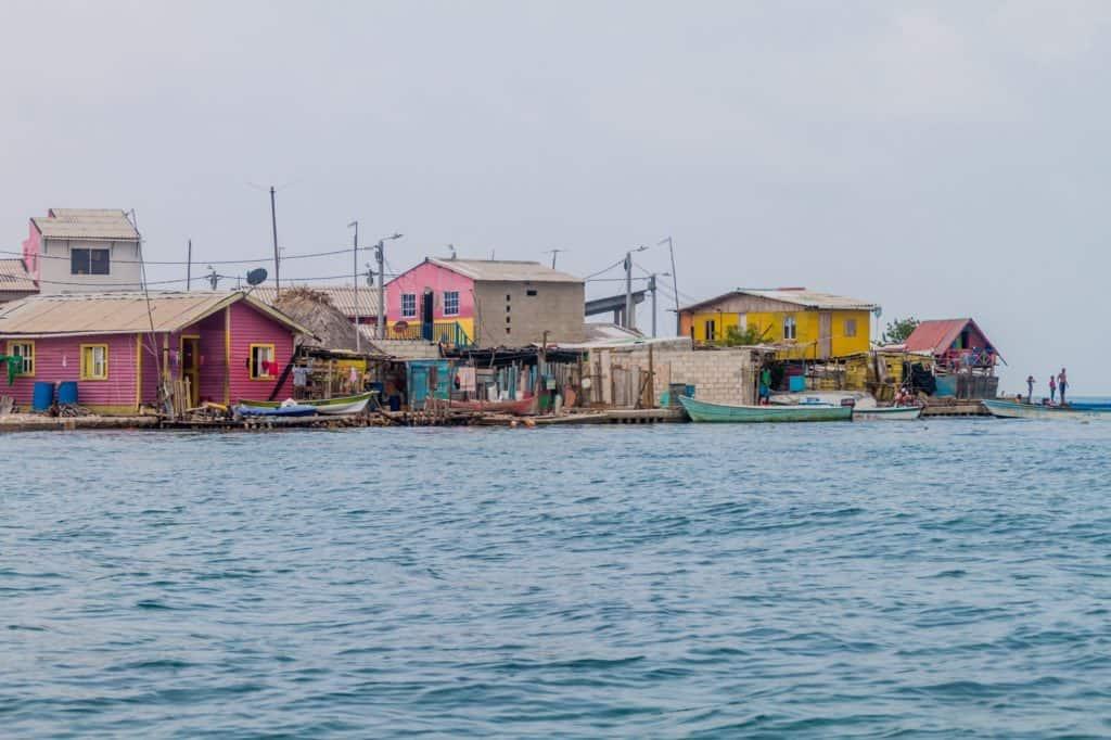 Isla del cruz in the Archipelago of San Bernardo - Credit: Matyas Rehak / Shutterstock