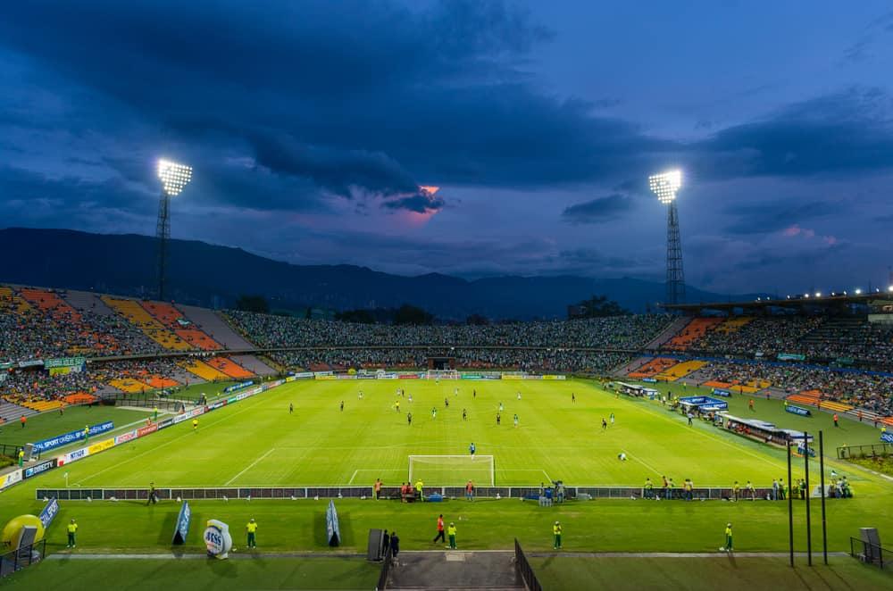 Medellin Stadium - Credit SL-Photography/ Shutterstock
