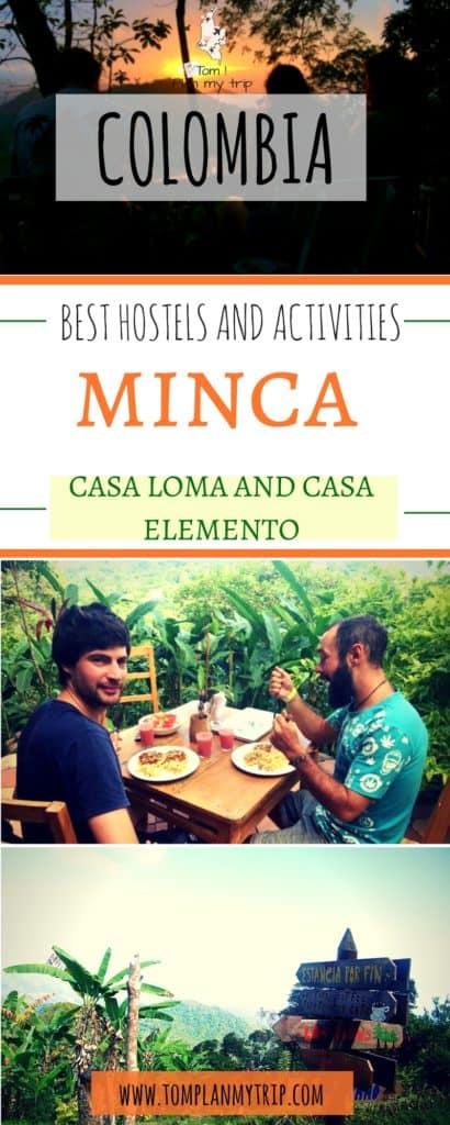 Minca Colombia Casa Loma Casa Elemento