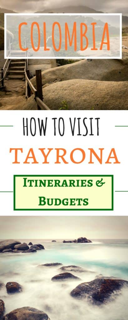 Visit Tayrona park Colombia