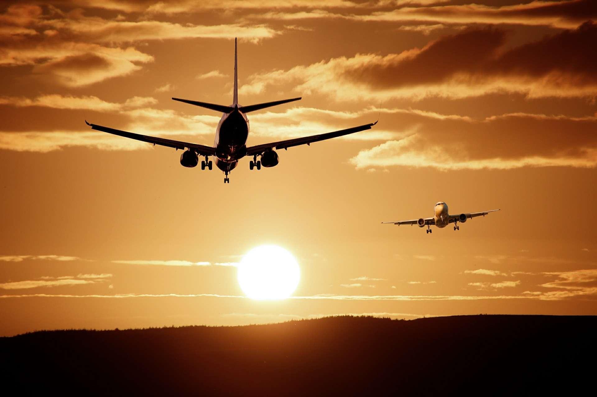 Les billets d'avion