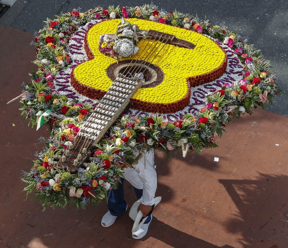 Feria de las flores, Medellin, Colombia