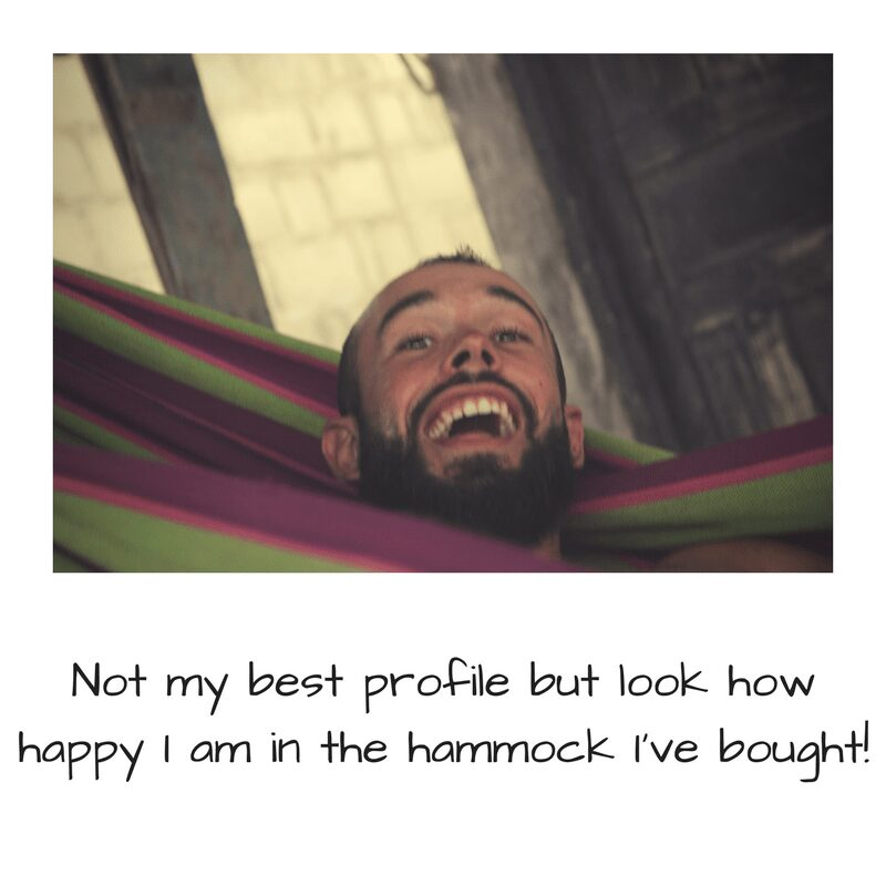Hammock trip to Colombia