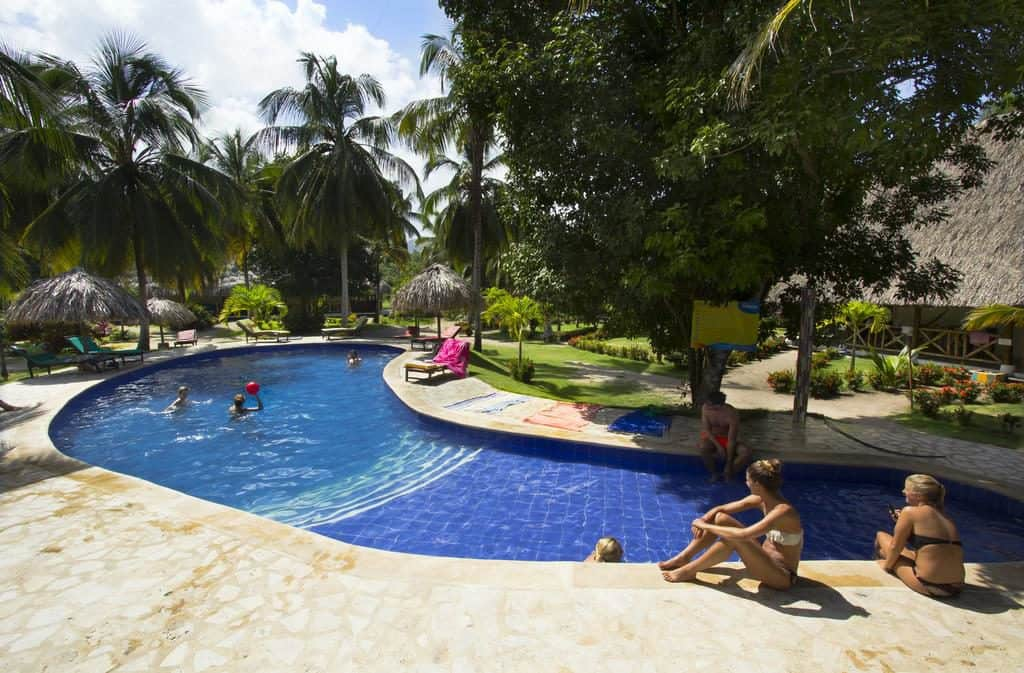The dreamer Hostel Palomino in Colombia
