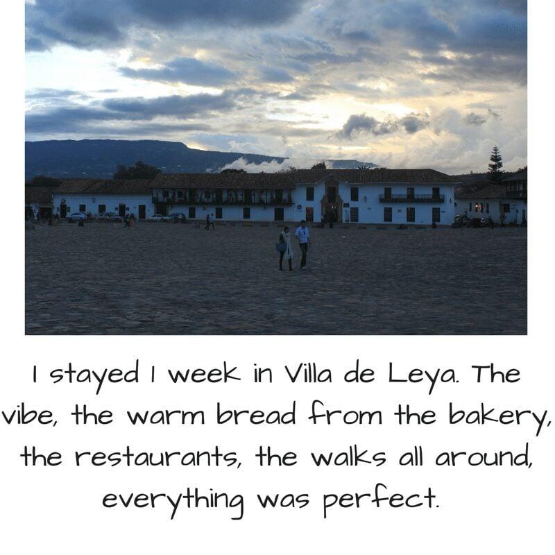 Villa de Leyva trip to Colombia