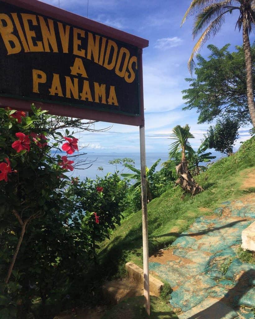 La Miel Panama Border