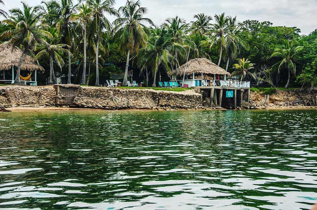 Hostel La Playita Isla Fuerte