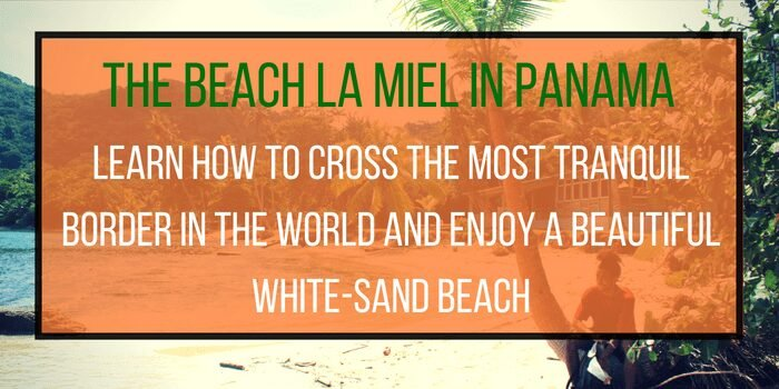 La Miel in Panama, a step by step explanation