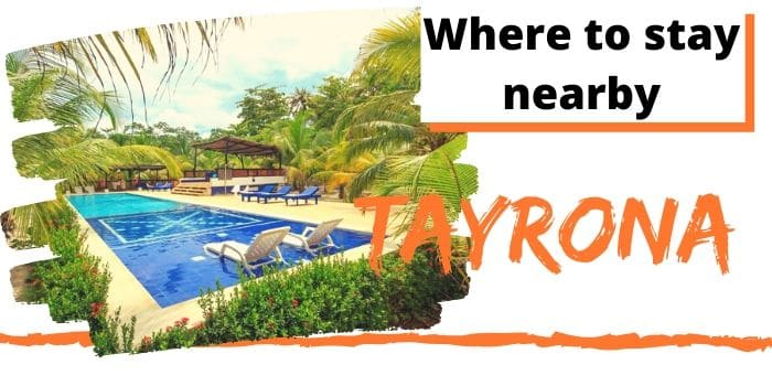 10 Best Hostels and Hotels next to Tayrona park in Colombia