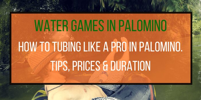 Tubing In Palomino: A Step by Step Guide