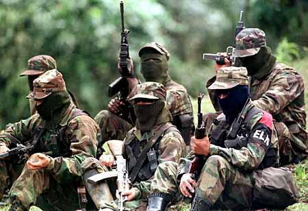 Is Colombia safe in 2017 ELN Colombia