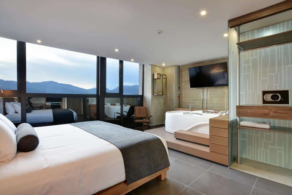 Epic boutique hotel Where to stay in Medellin