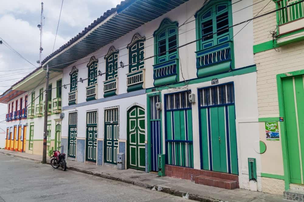 Houses in Filandia - Matyas Rehak