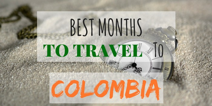 AVOID Tourists And Rains: BEST TIME To Travel To Colombia