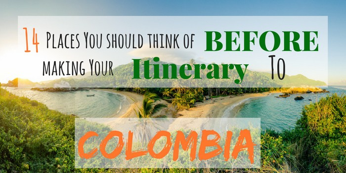 [WHERE TO TRAVEL] 14 Terrific Colombia Tourist Attractions You Could Love