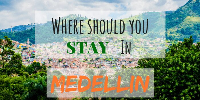 Where to stay in Medellin (1)