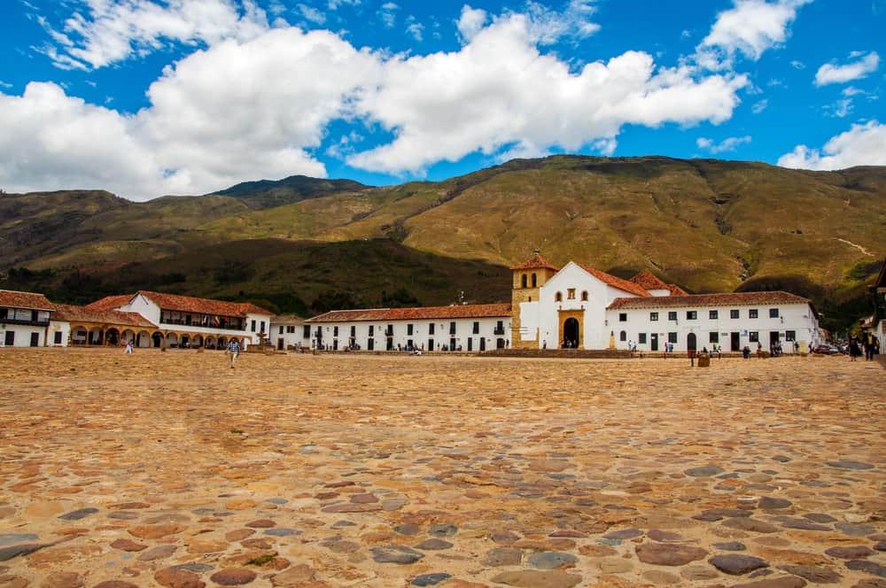 Main Plaza Villa de Leyva