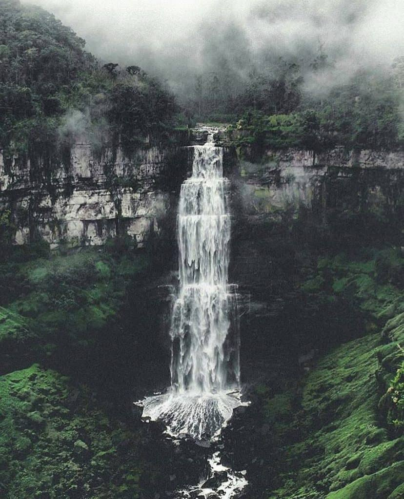 Salto de Tequendama Day trips from Bogota