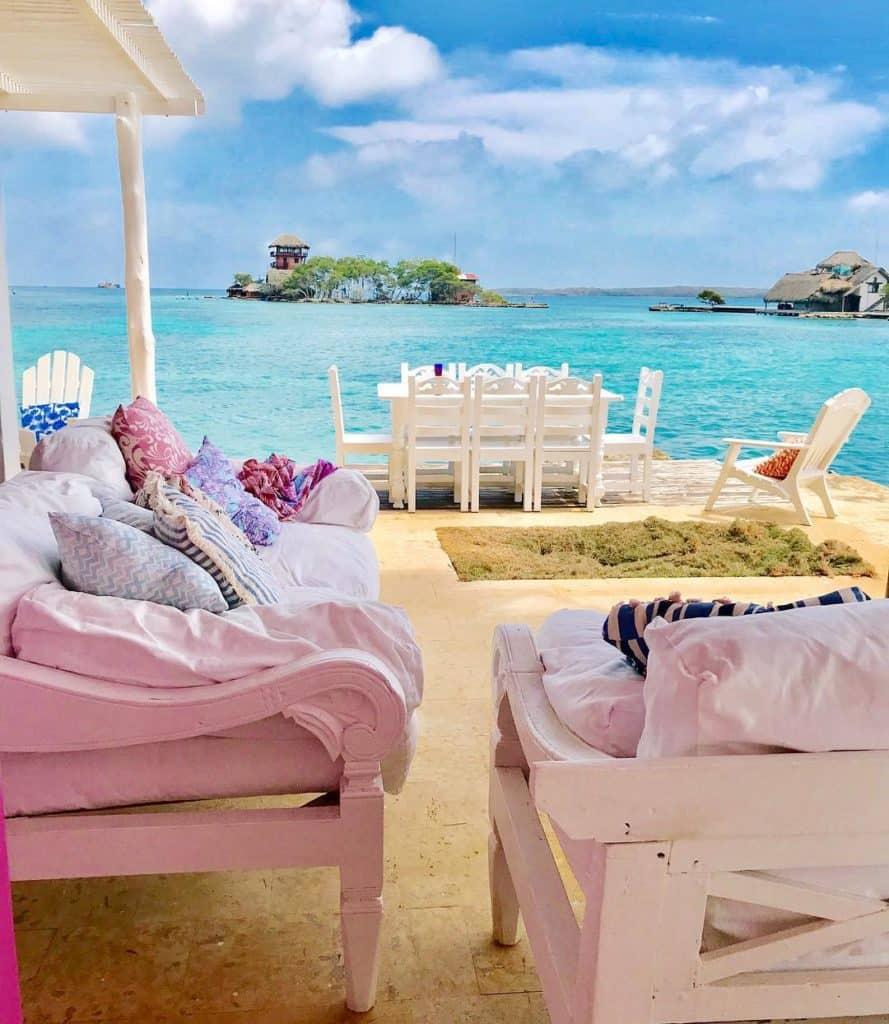 Ile privée Isla rosa