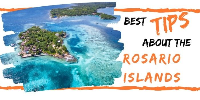 Day trips to Rosario Islands from Cartagena