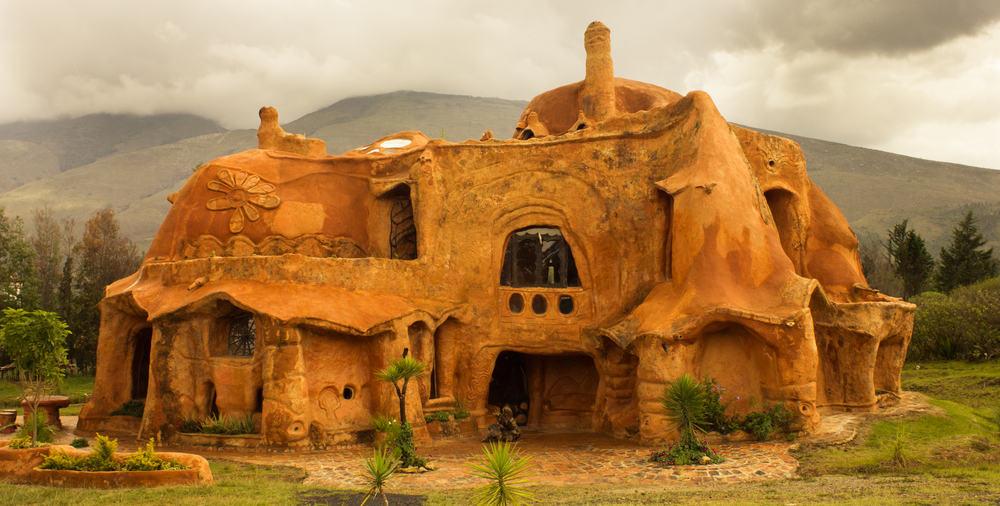Terracota house Villa De Leyva