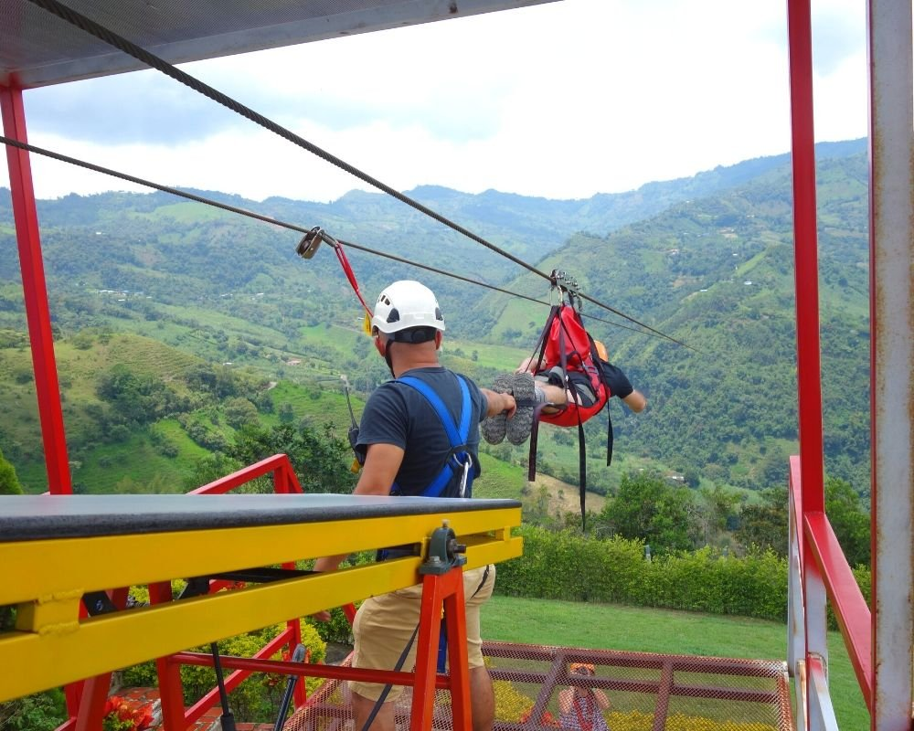 Tobia weekend trip Bogota