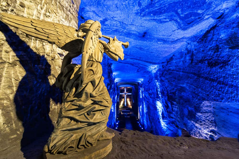 Salt Cathedral Zipaquira Day trips from Bogota