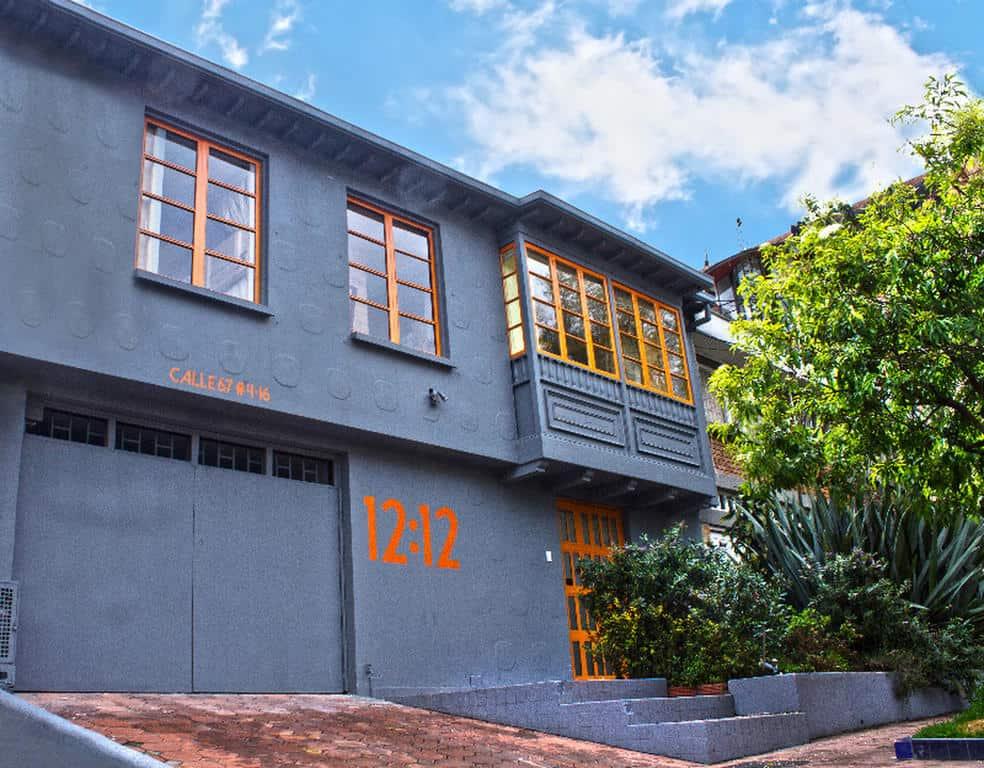 12 12 hostel in Bogota