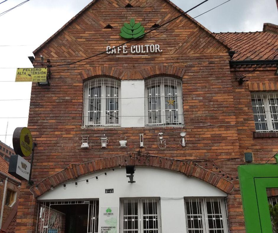 Cafe Cultor in Quinta Camacho, Chapinero