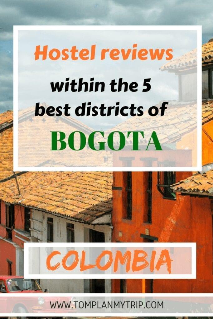 Hostel in Bogota