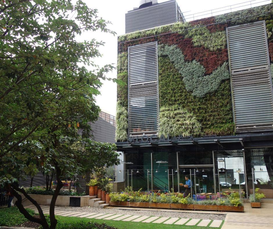Zona Parque 93, Bogota