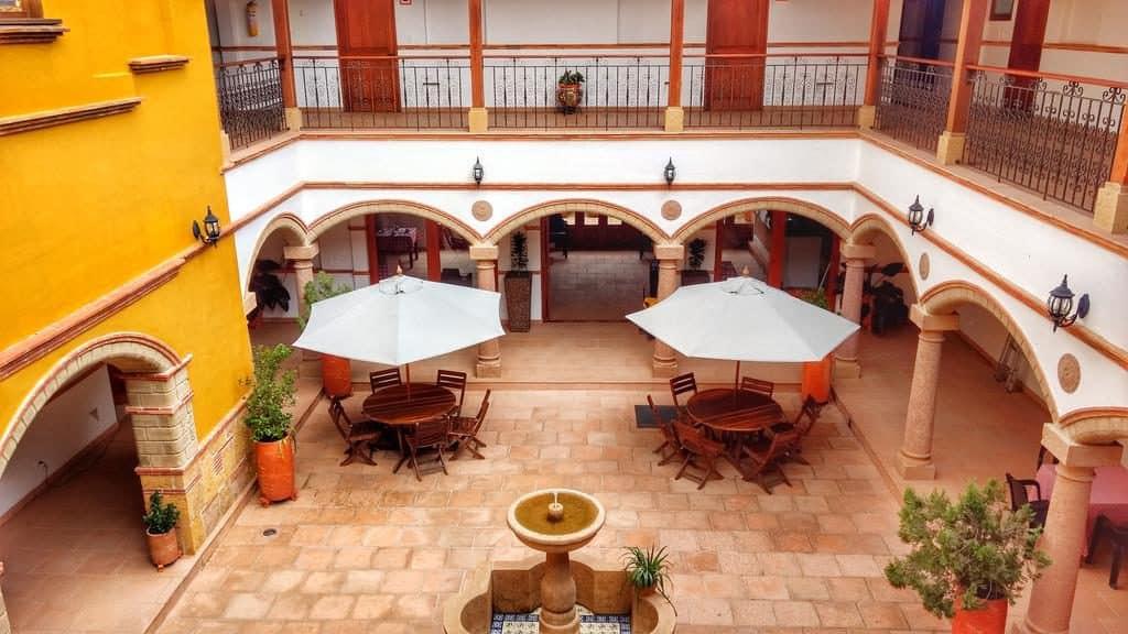 Maria Bonita Hotel in Villa de leyva