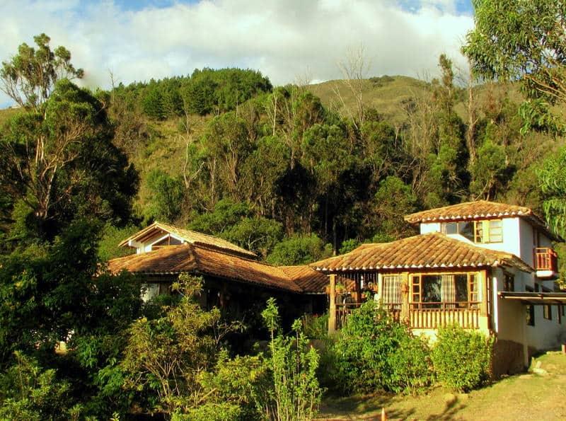 Renacer Guesthouse hostel in Villa de Leyva