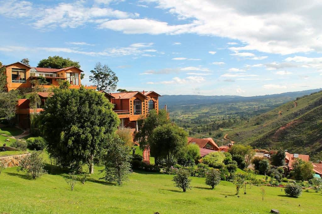 Suite Arcoiris Hotel in Villa de Leyva