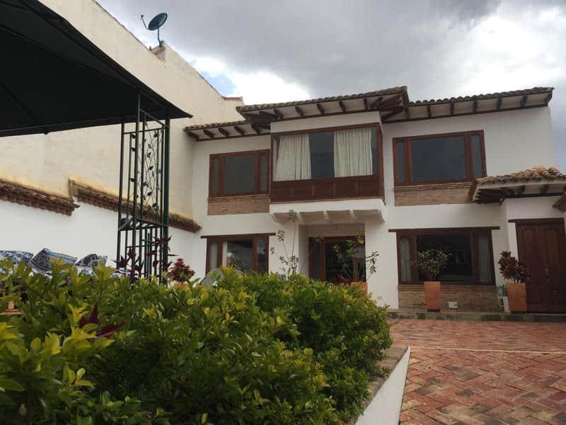 Xue hostel in Villa de Leyva