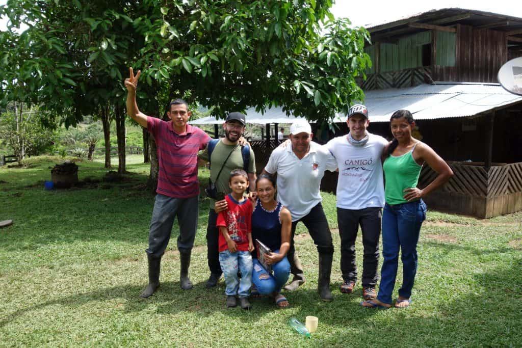Finca Educativa San Jose del Guaviare