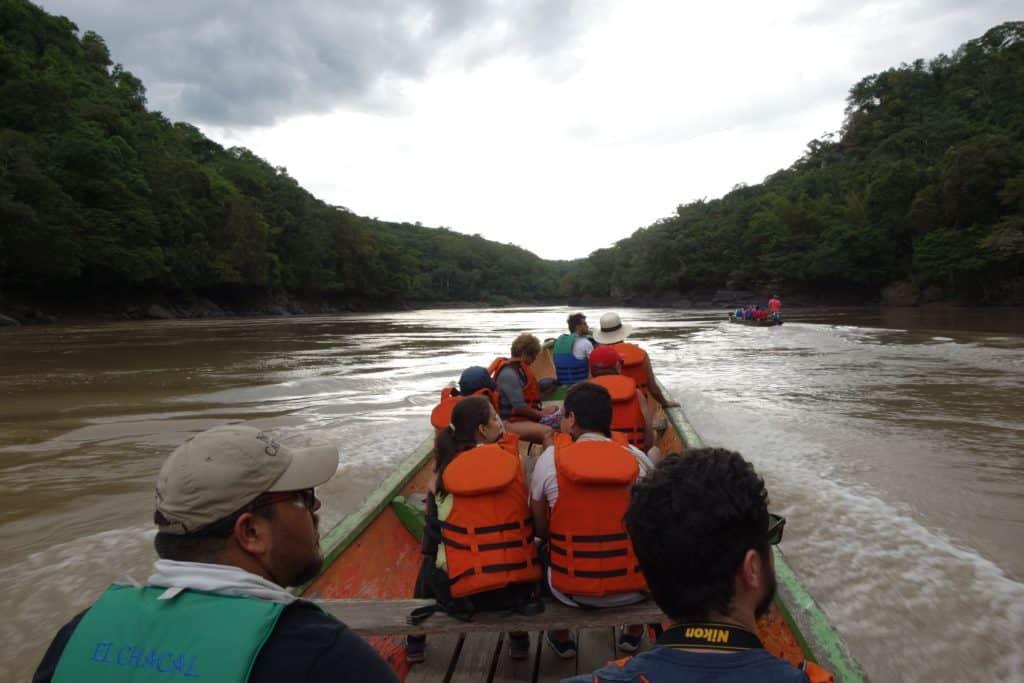 Raudal Guayabero Speedboat