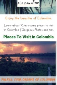 Places to visit in Colombia (1)