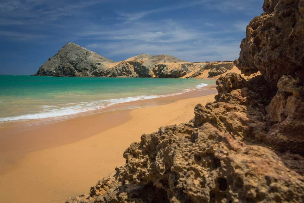 Places to visit in Colombia: Cabo de la Vela