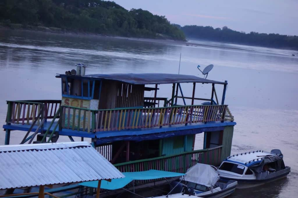 El Barquito Sol y Arena San Jose del Guaviare
