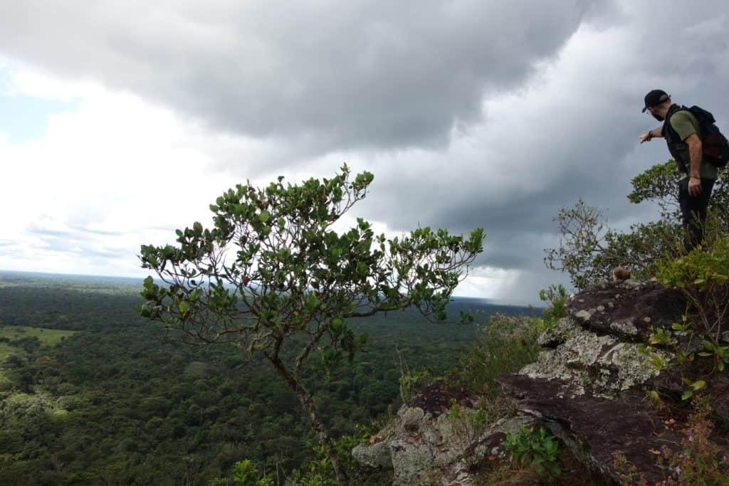 View point Near Cerro Azul
