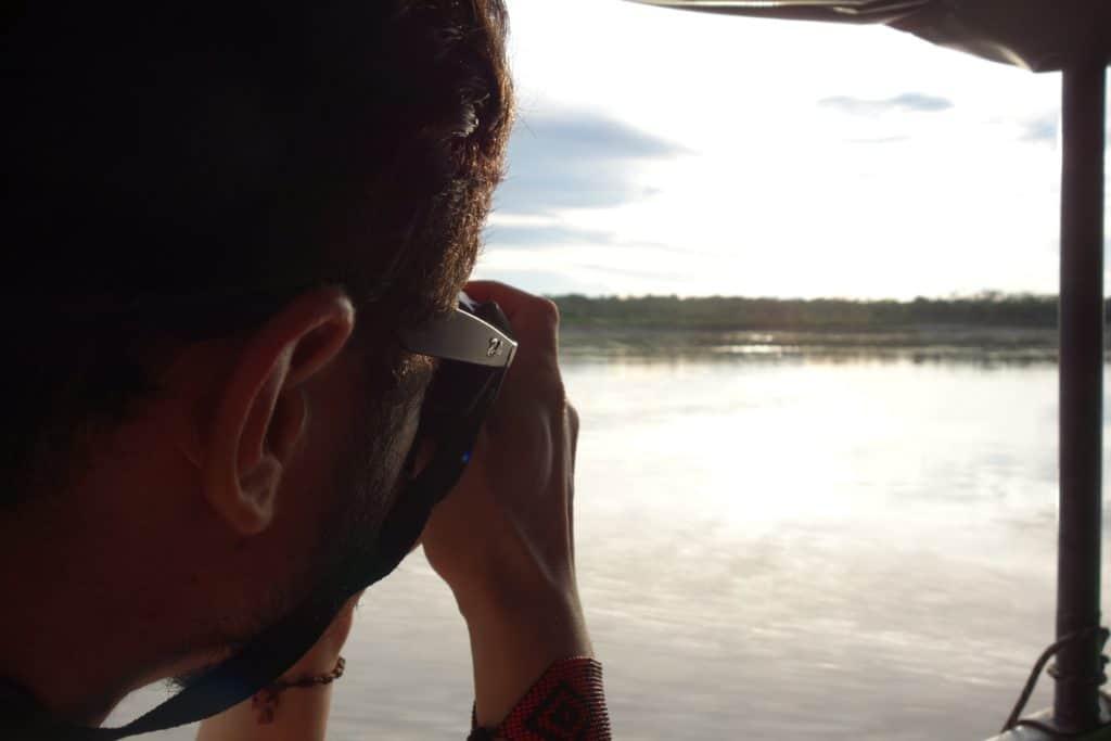 Photographer San Jose del Guaviare