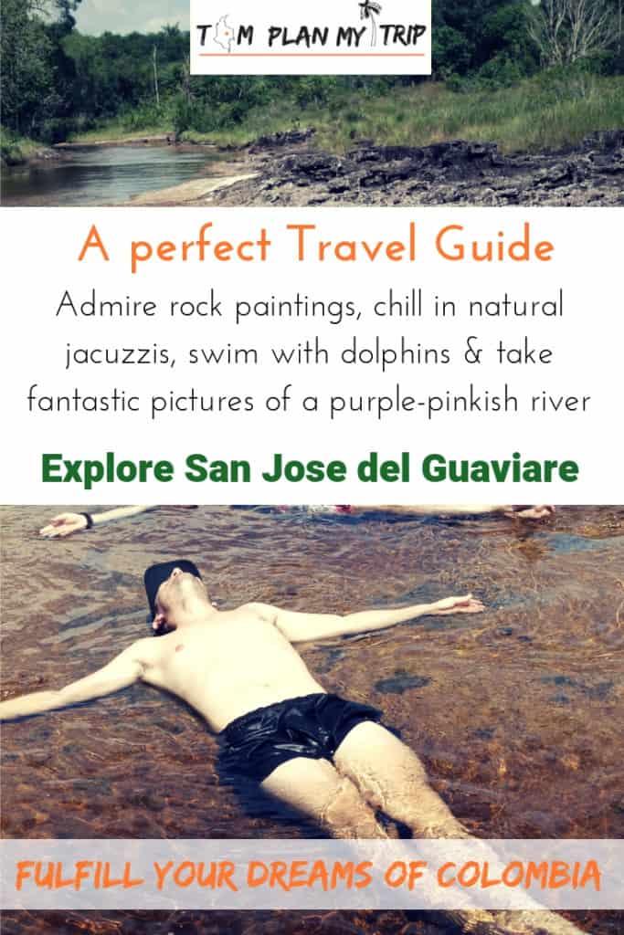 Travel to San Jose del Guaviare