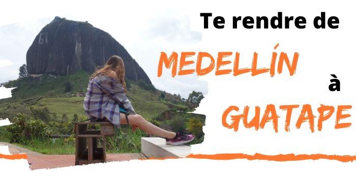 Le Bus Medellin Guatape (2021)🚍: Nos astuces pour y aller