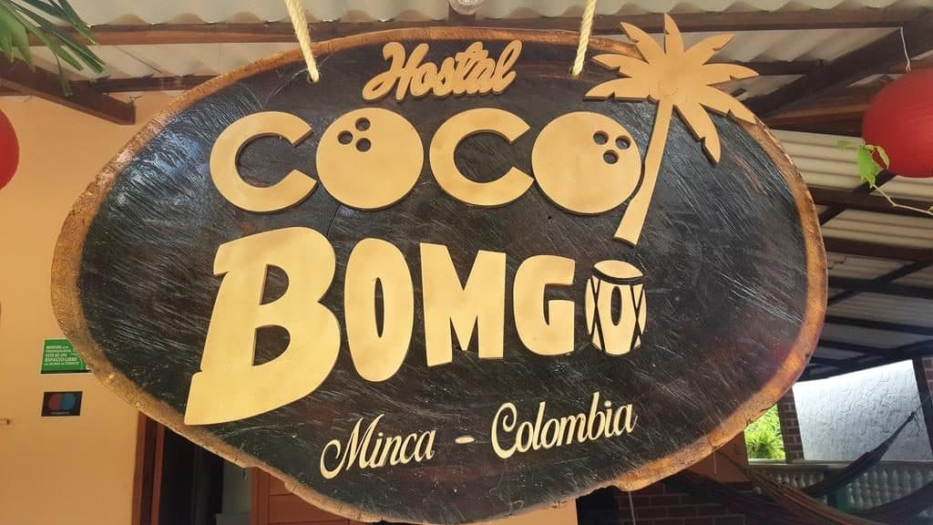 Coco Bomgo - Great value hostel in Minca