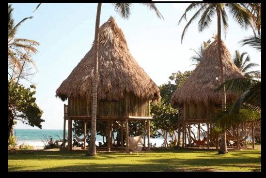 Teyumakke, Playa Brava, Parc National Naturel de Tayrona, Colombie