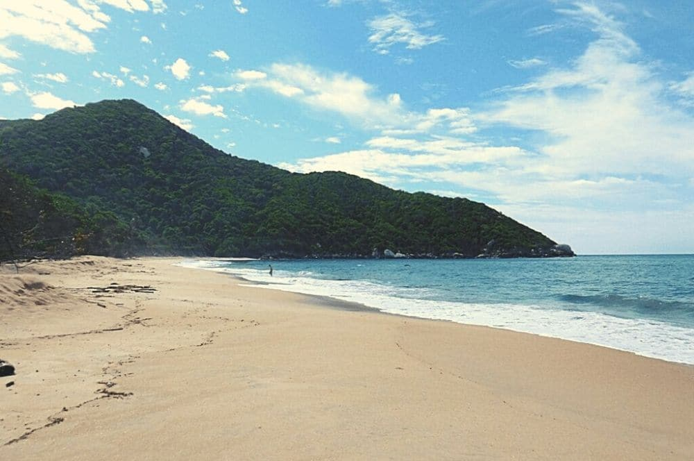 Playa Nudista Tayrona Beach