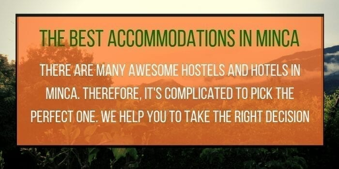 Hotel or Hostel in Minca: Ideal Guide for Deciding Where To stay (2020)