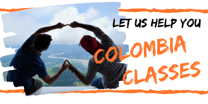 Colombia Classes